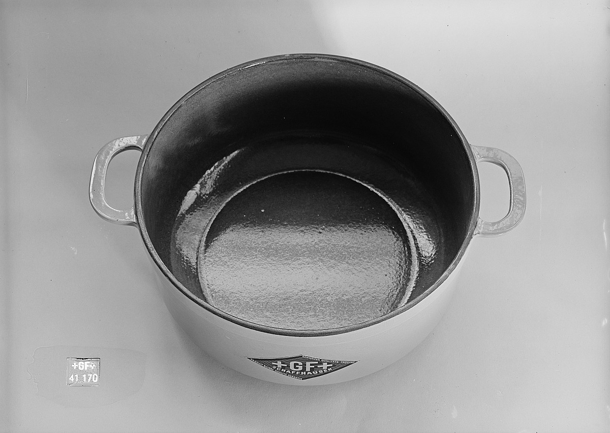GFA 16/41170: Cooking with GF cookware