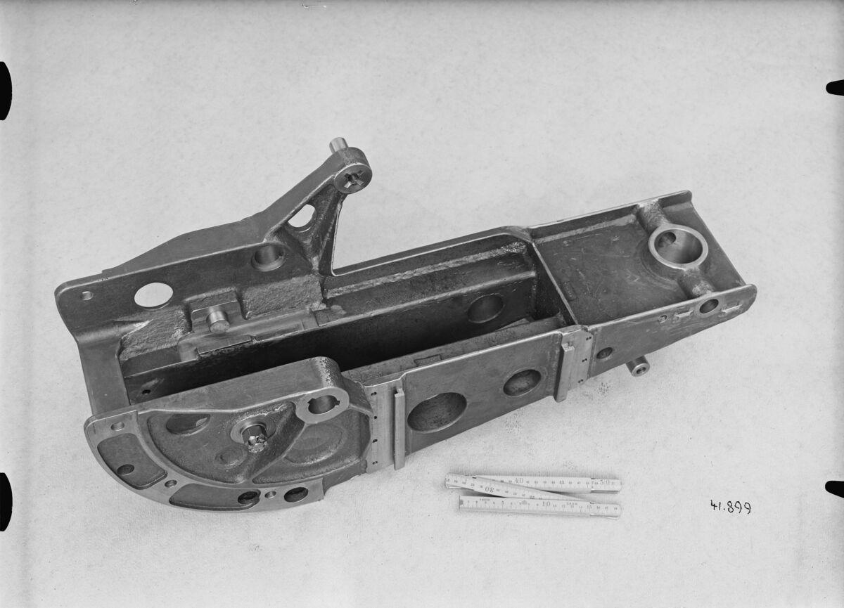 GFA 16/41899: 2 cm anti-aircraft gun for the Swiss army