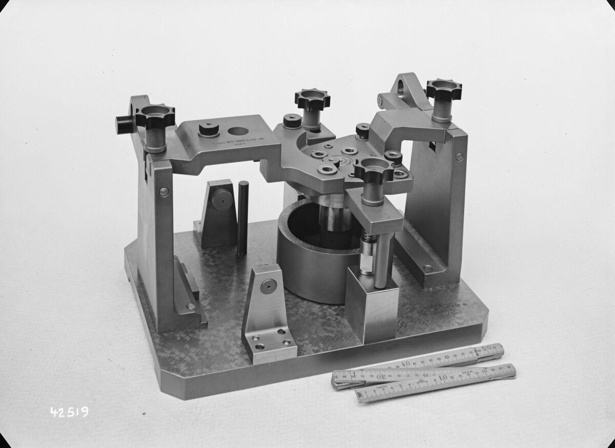 GFA 16/42519: Drilling jig