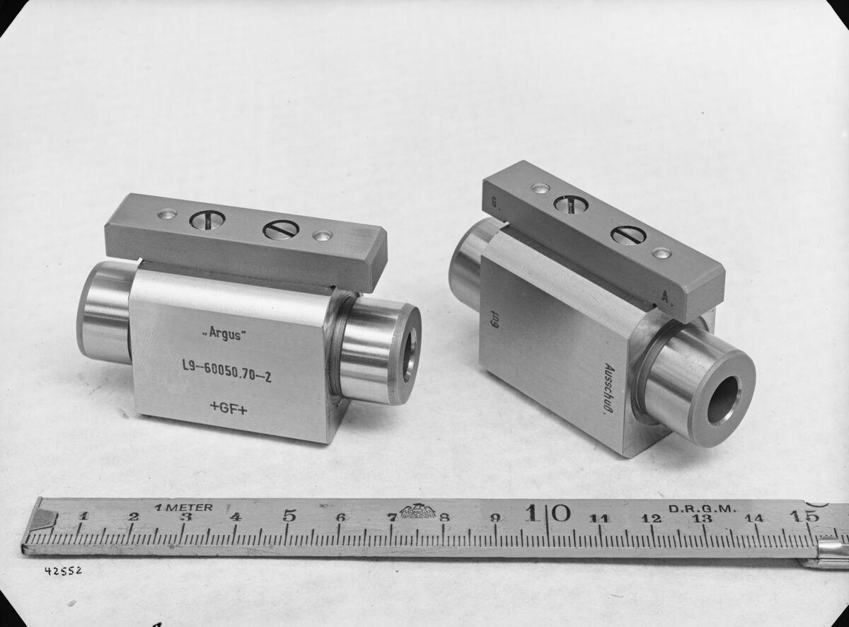 GFA 16/42552: Machine tool gauge
