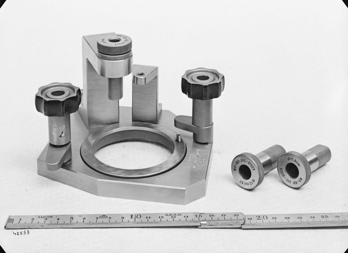 GFA 16/42553: Drilling jig