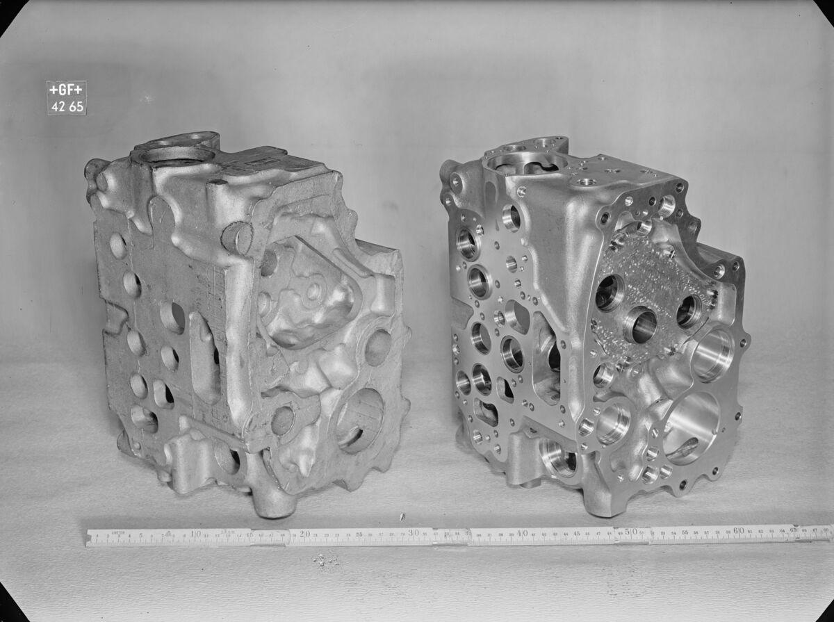 GFA 16/4265: Electron casing