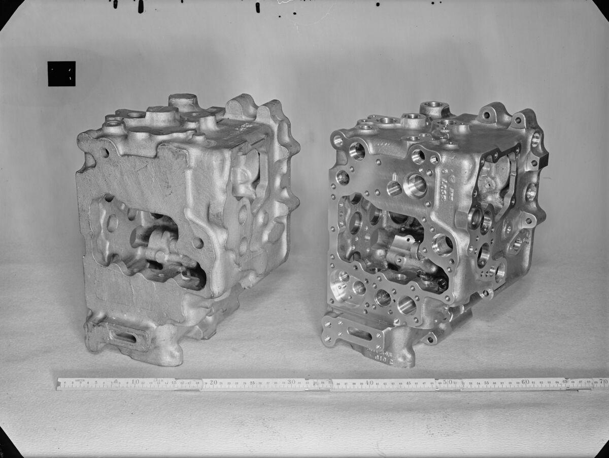 GFA 16/4266: Electron casing