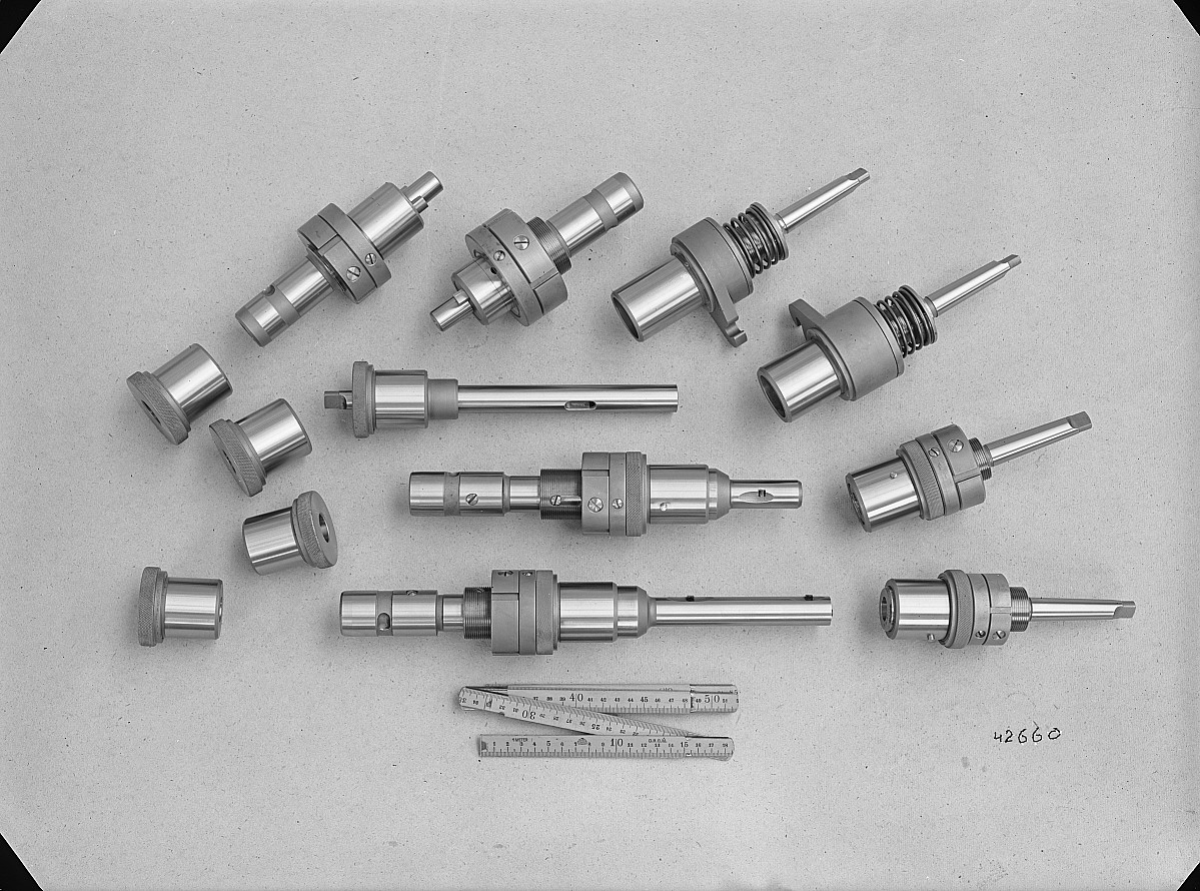 GFA 16/42660: Drill heads