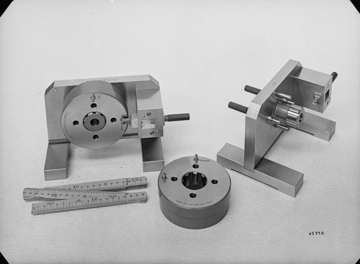 GFA 16/42716: Drilling jig