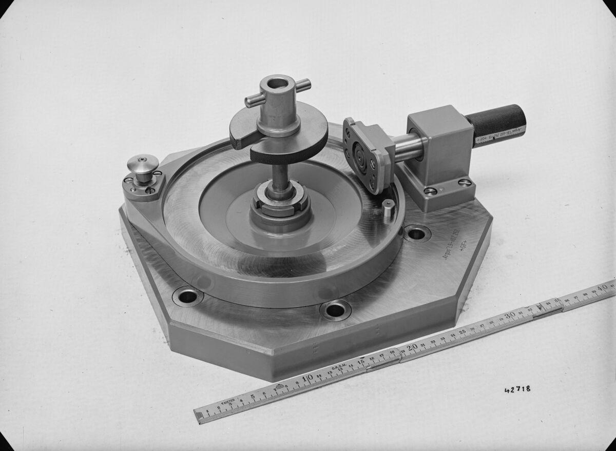 GFA 16/42718: Drilling jig