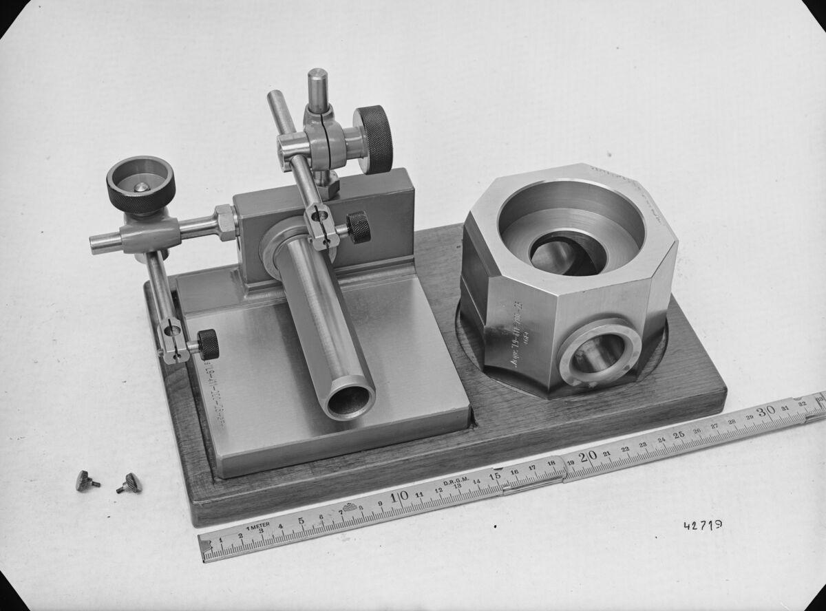 GFA 16/42719: Drilling jig