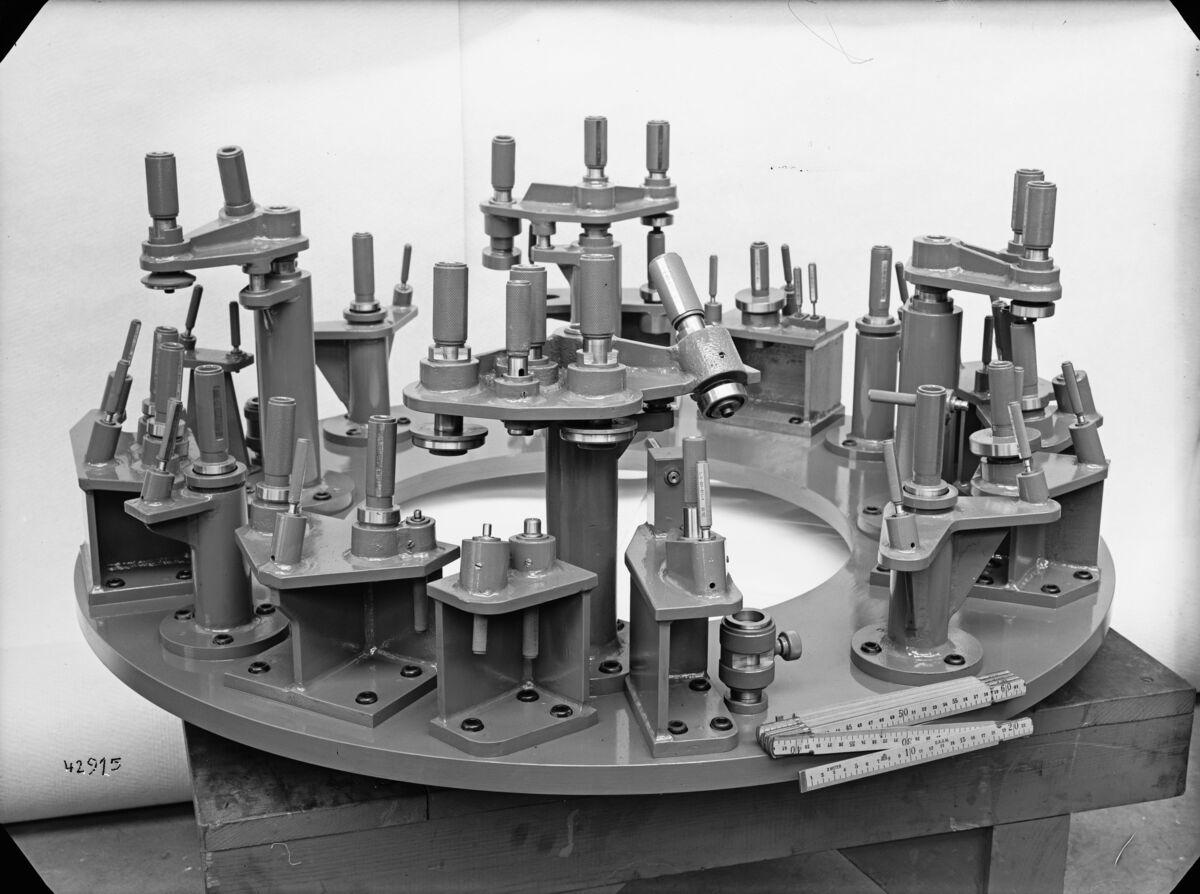 GFA 16/42915: Master gauge