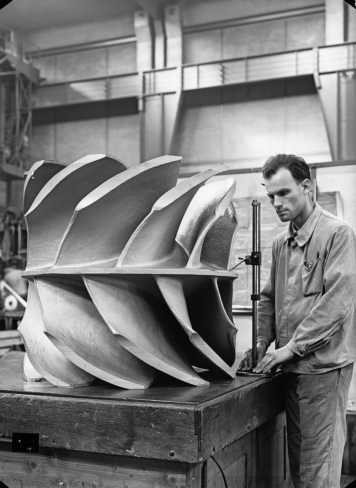 GFA 16/44584: Double impeller