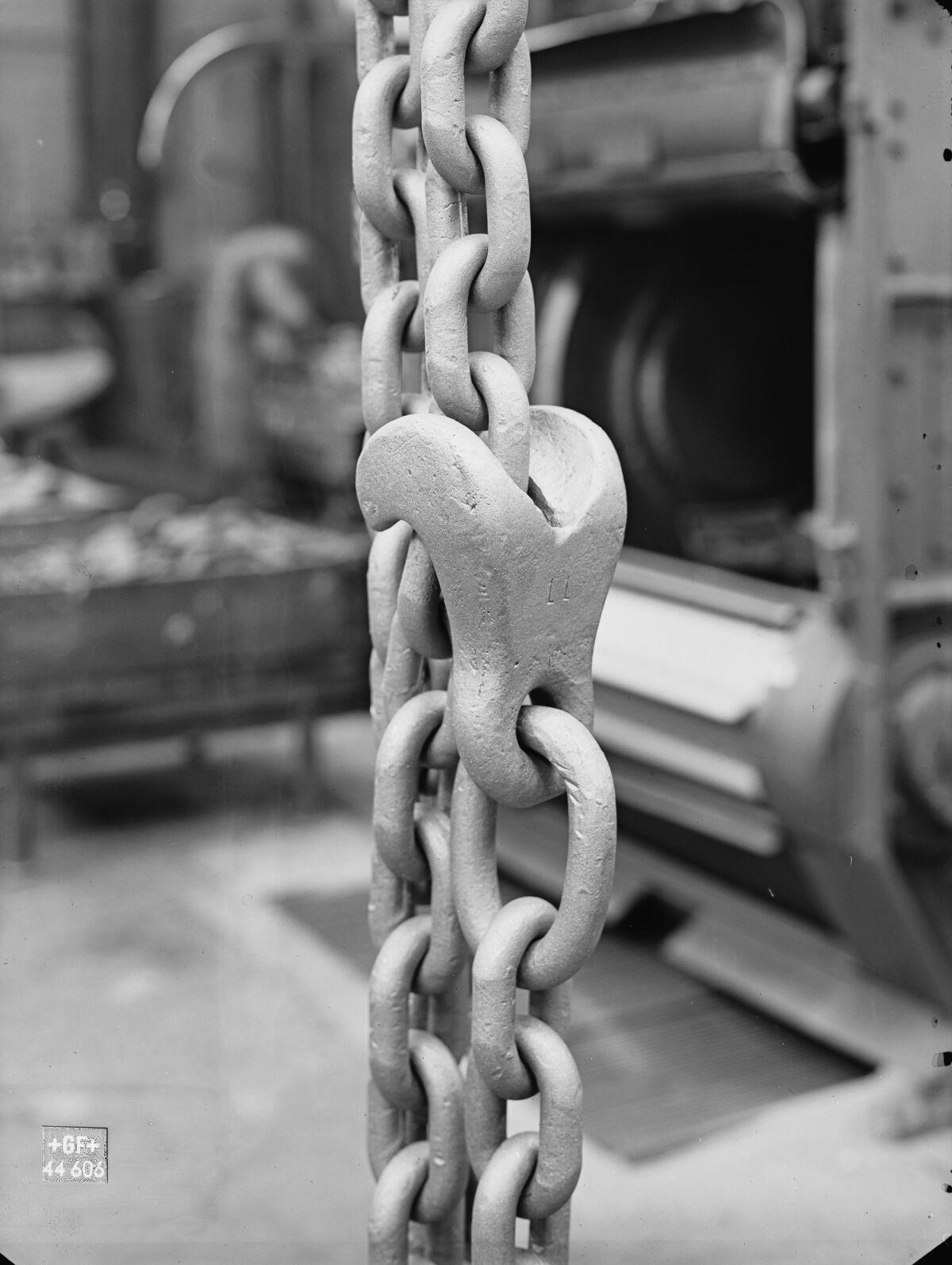 GFA 16/44606: Burden chain