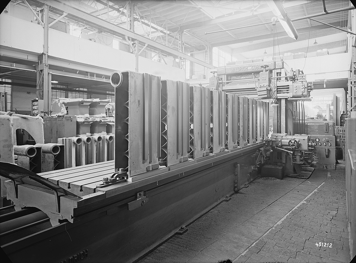 GFA 16/451212: Planing mill Waldrich-Coburg