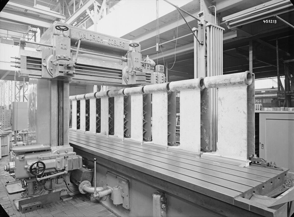 GFA 16/451213: Planing mill Waldrich-Coburg