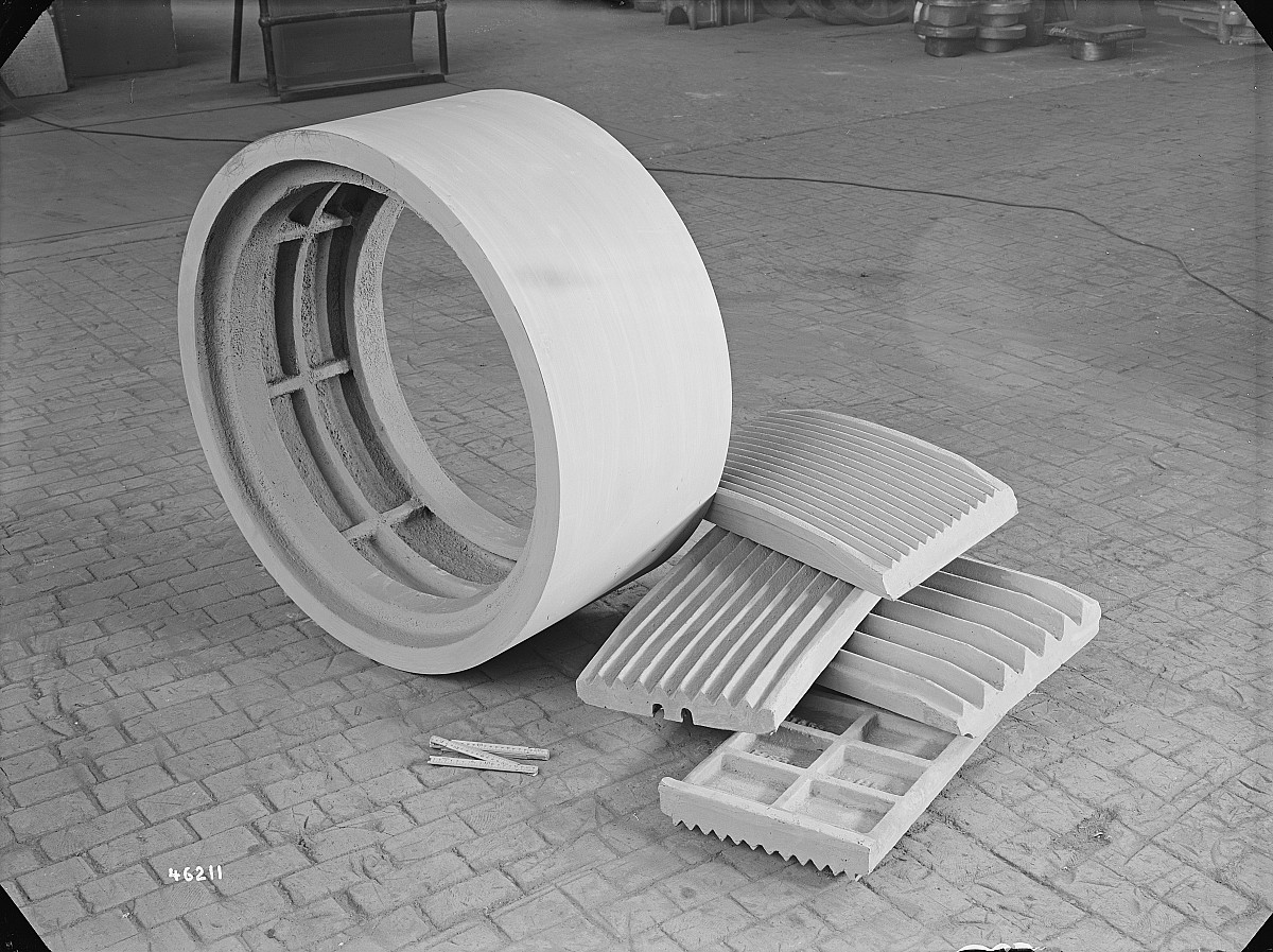 GFA 16/46211: Crasher jaws, H Köhrer