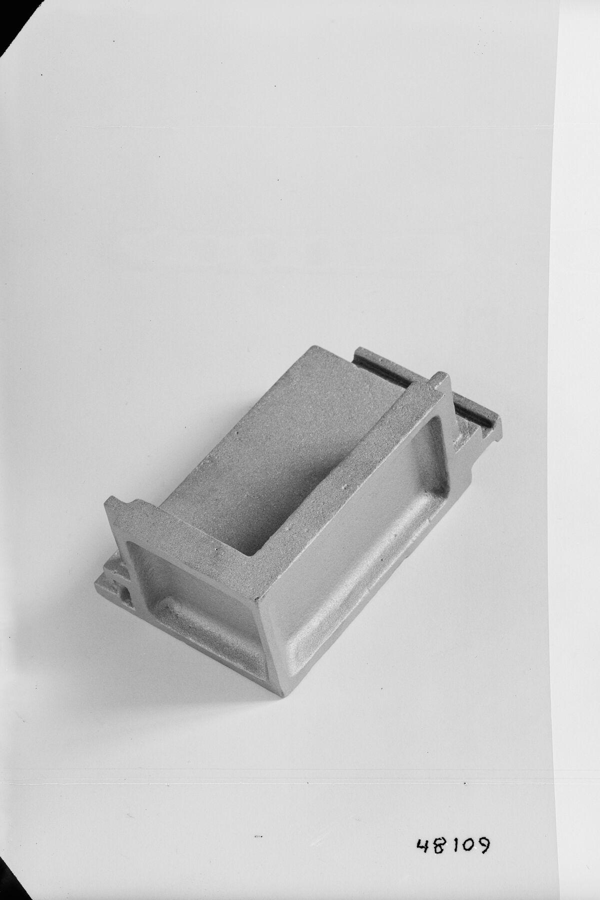 GFA 16/48109: Flooring for Borel annealing furnaces