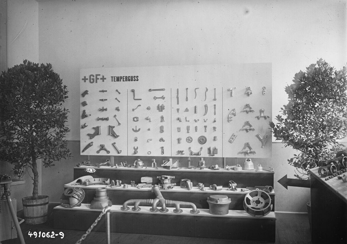 GFA 16/491062: Fittings exhibition in Singen, plant development