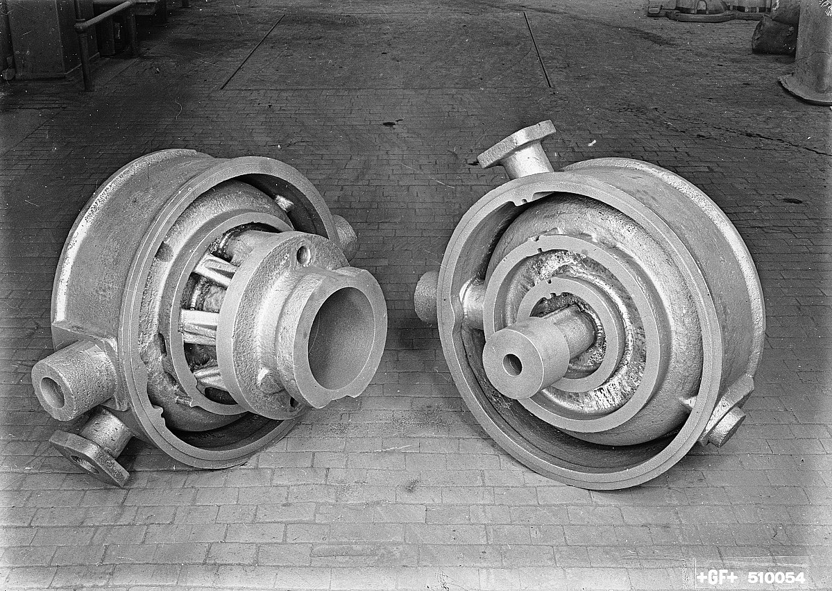 GFA 16/510054: Cylinder cap MAN