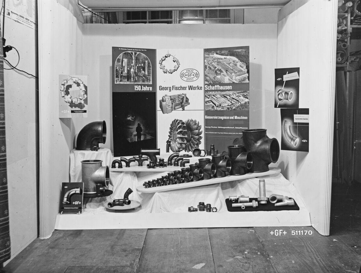 GFA 16/511170: Concept for a showcase