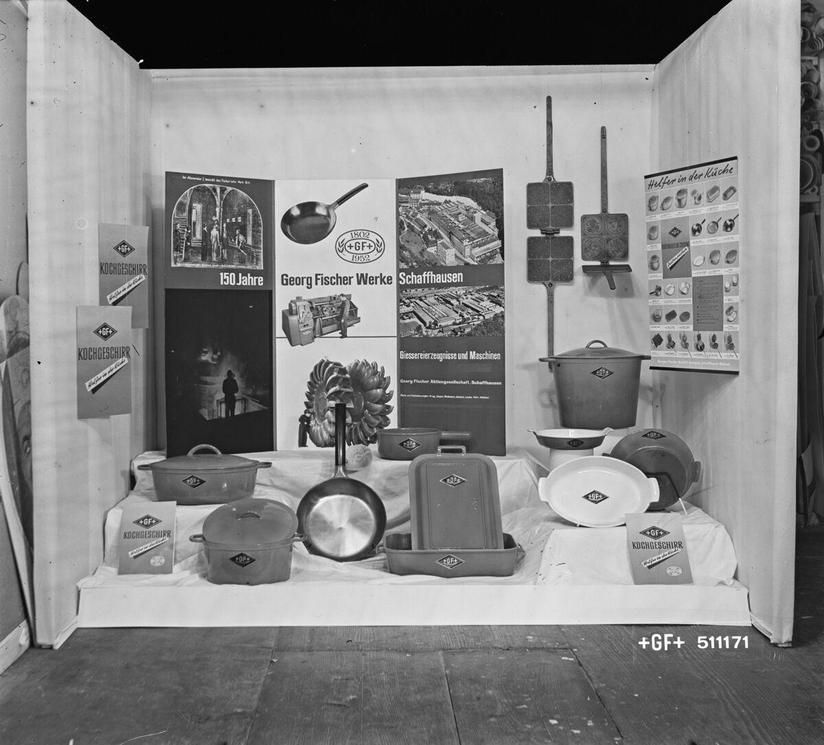 GFA 16/511171: Concept for a cookware showcase
