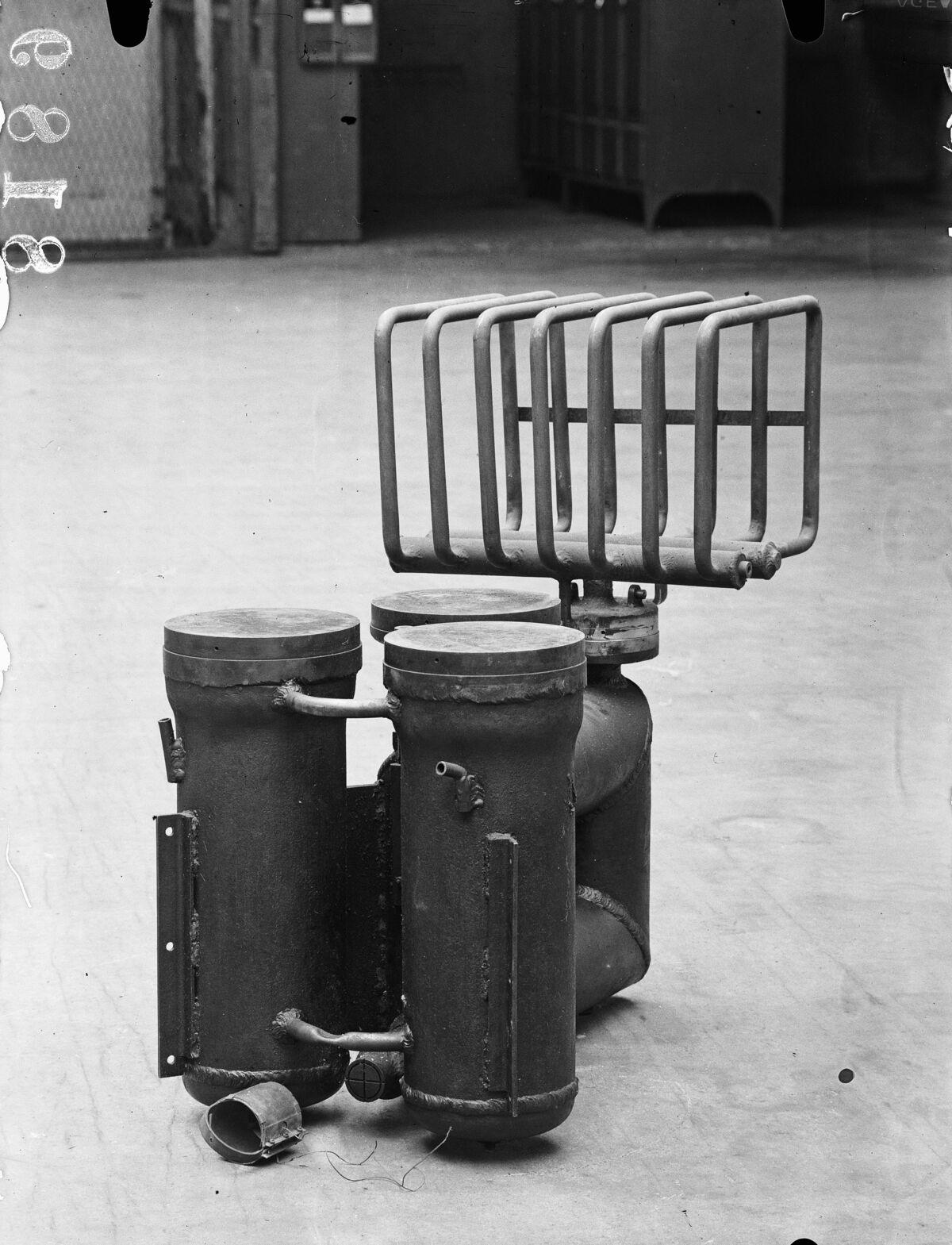 GFA 16/8189: Pilum storage stove
