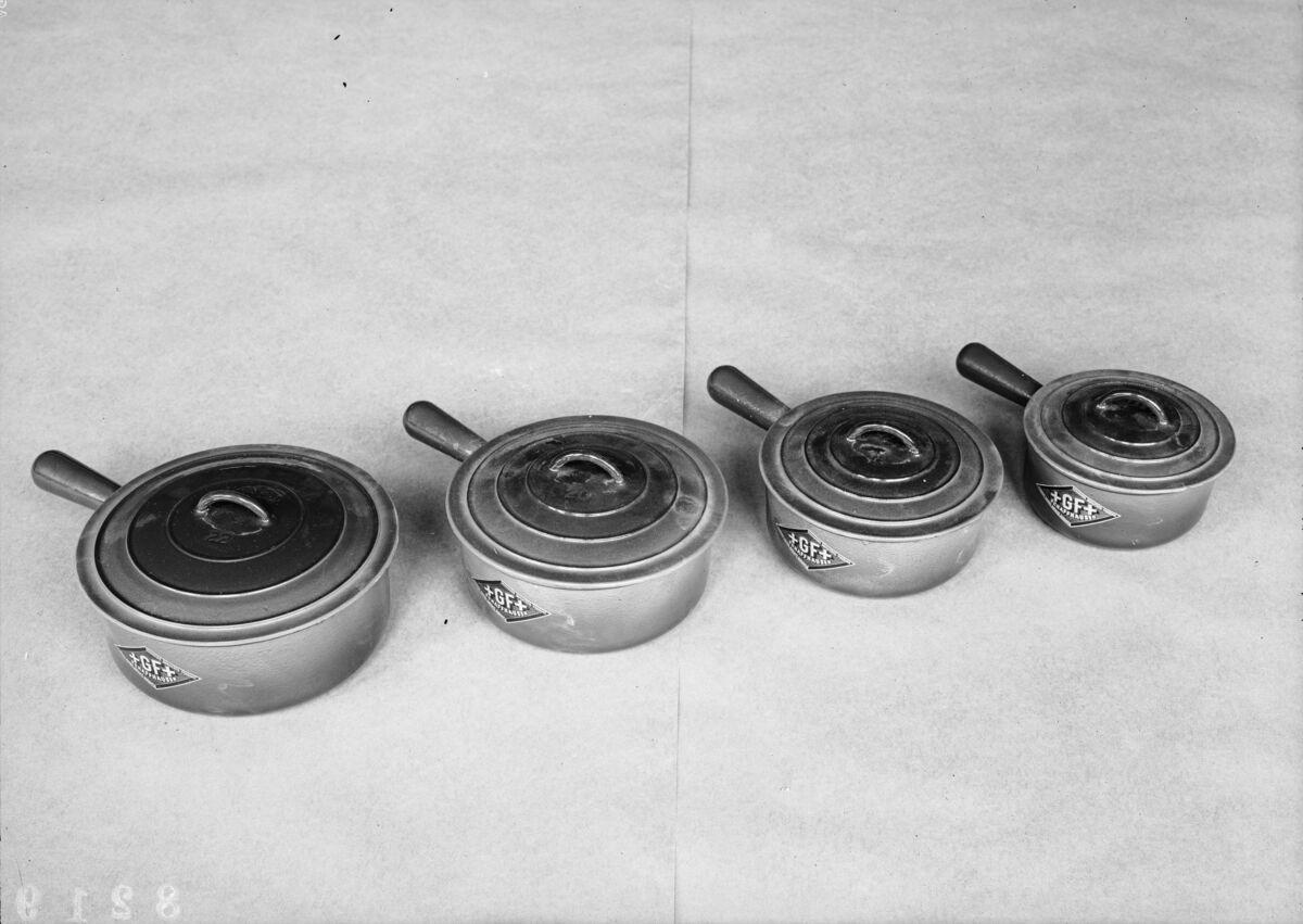 GFA 16/8219: Cookware
