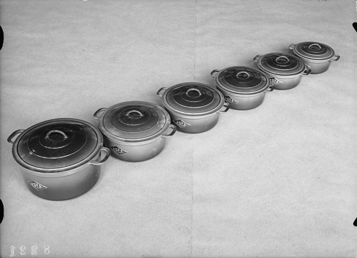 GFA 16/8221: Cookware