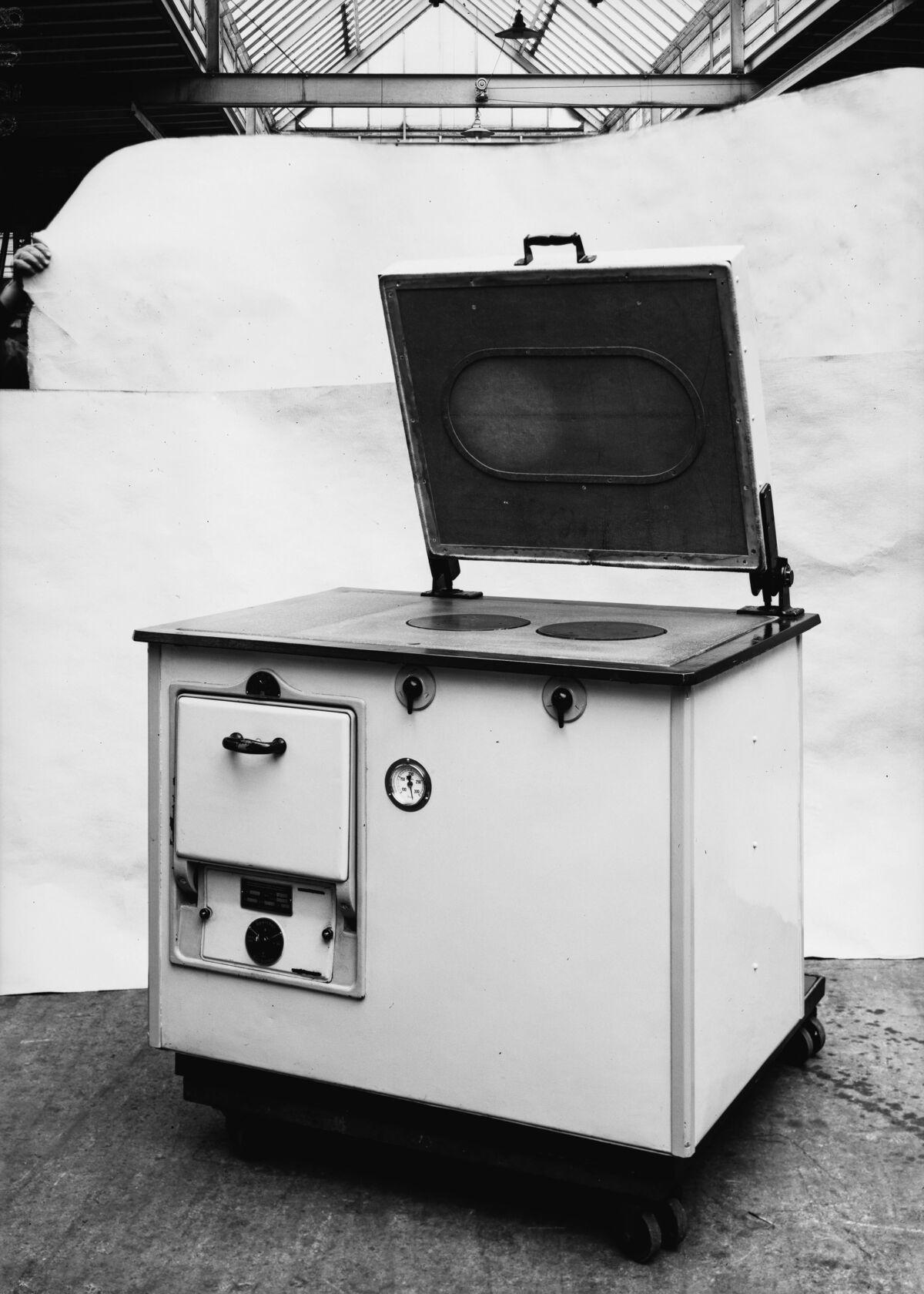 GFA 16/8508: Pilum storage stove