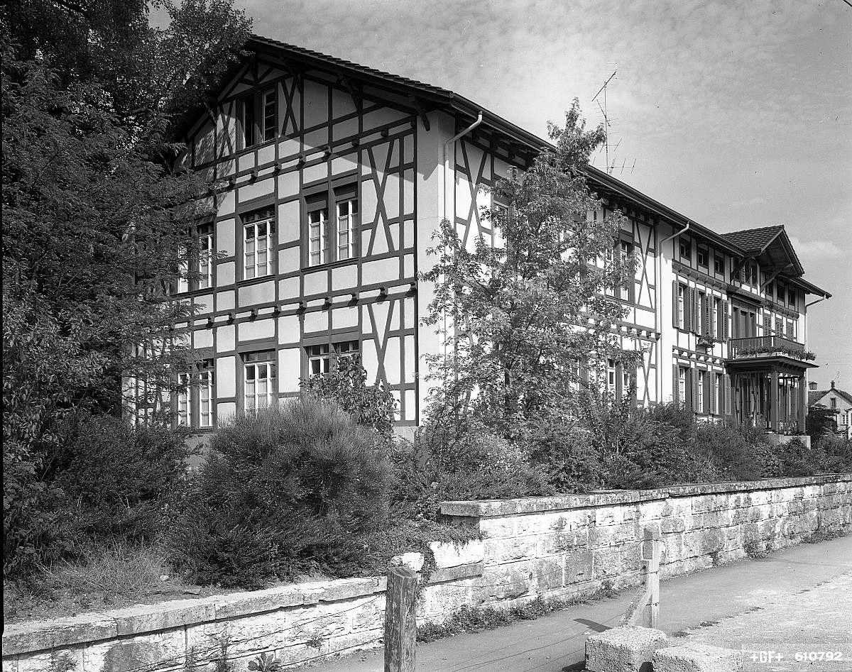 GFA 17/610792.3: Apprentices' home Dachsen