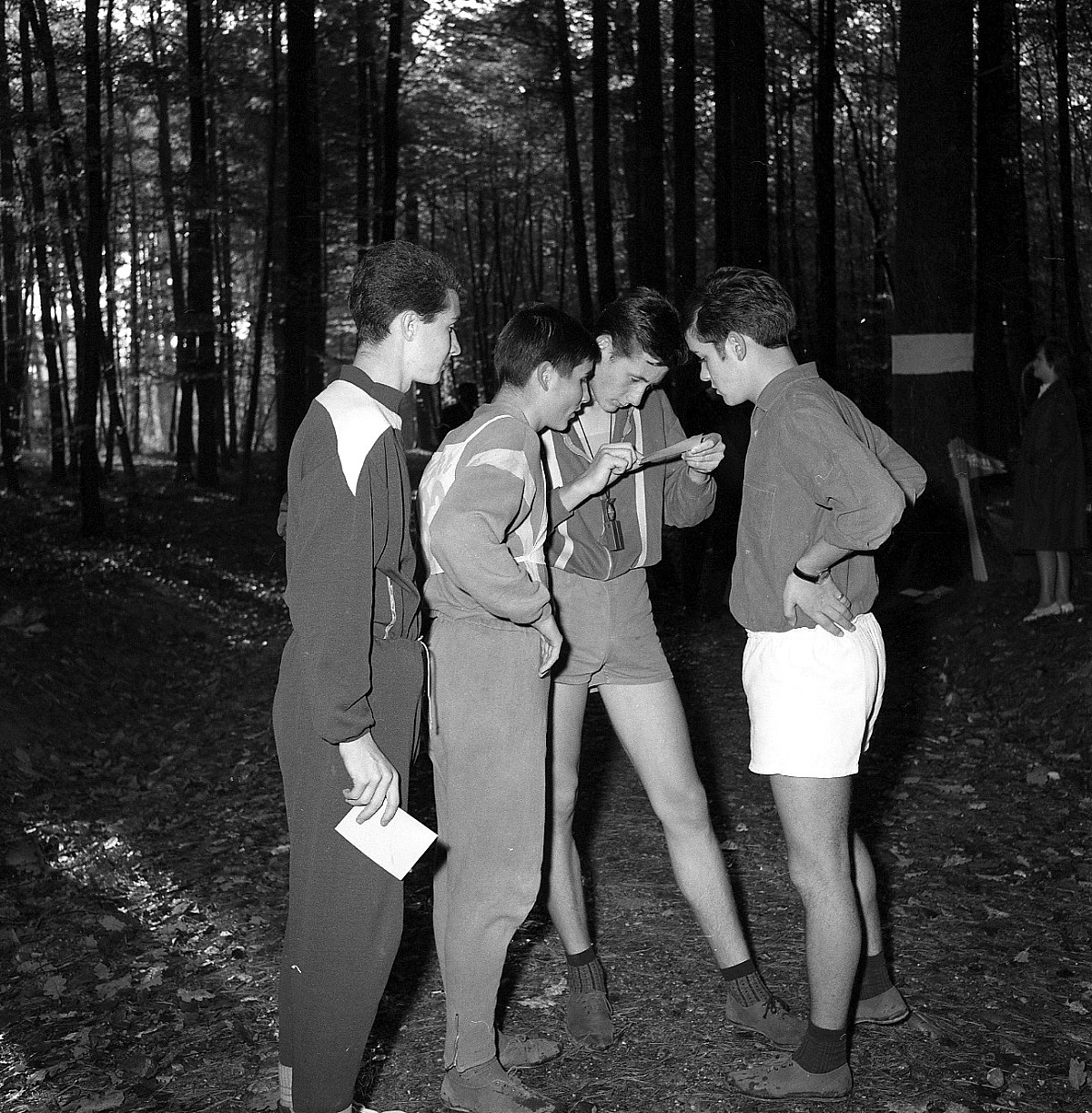 GFA 17/631631.1: Orienteering for apprentices