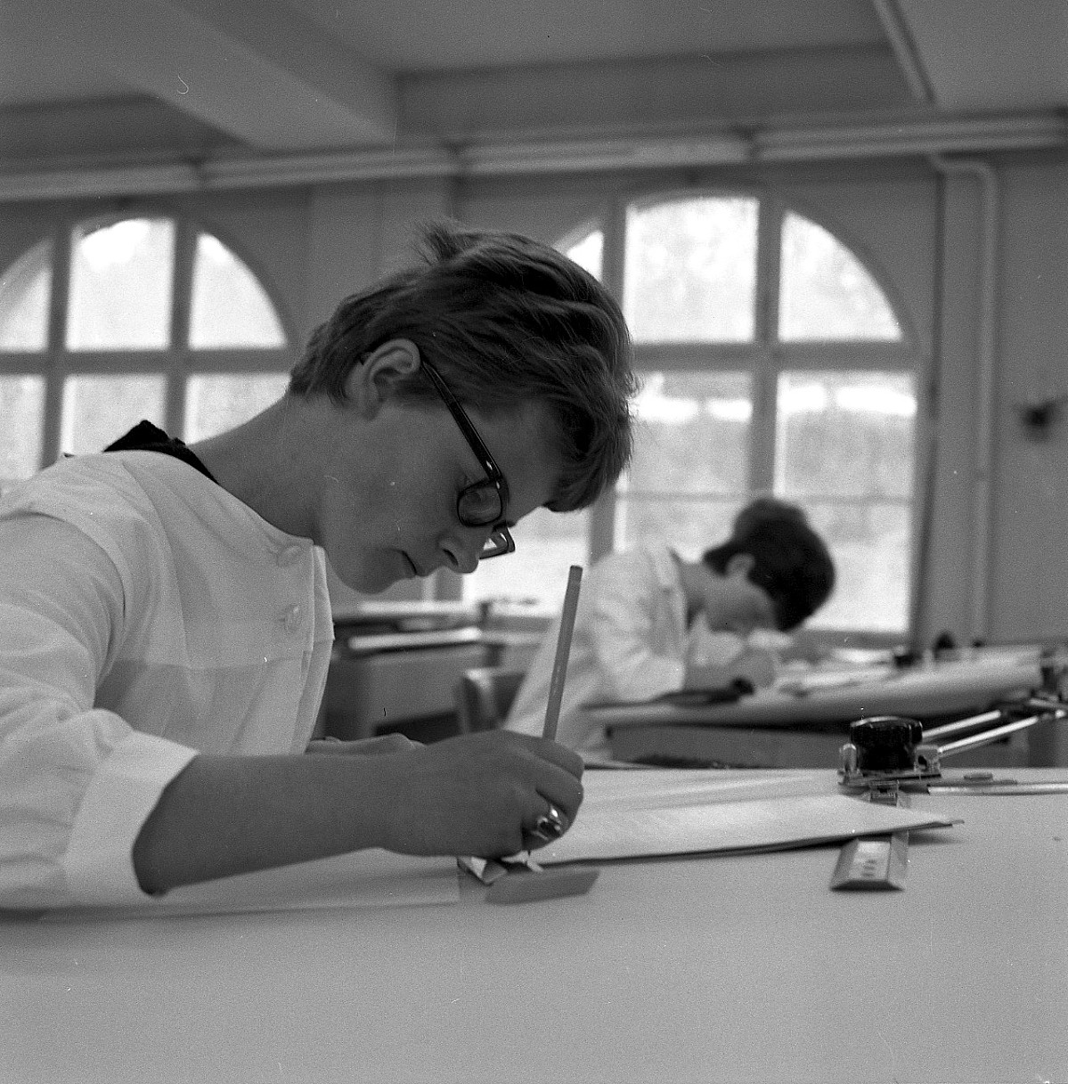 GFA 17/640482.6: Reportage draughtswomen education