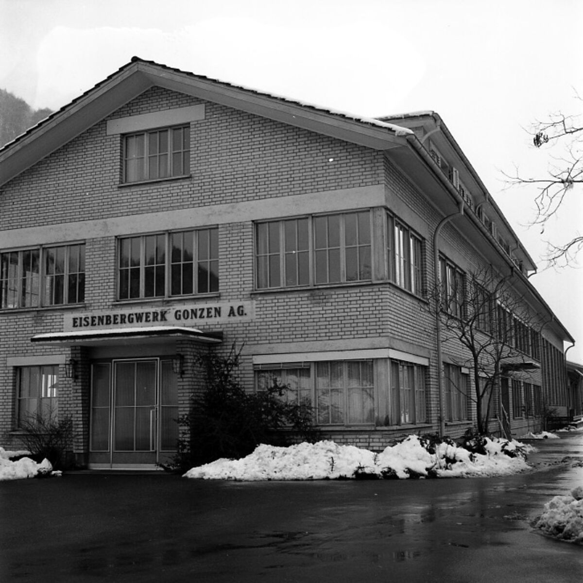 GFA 17/650173.30: Reportage Eisenbergwerk Gonzen