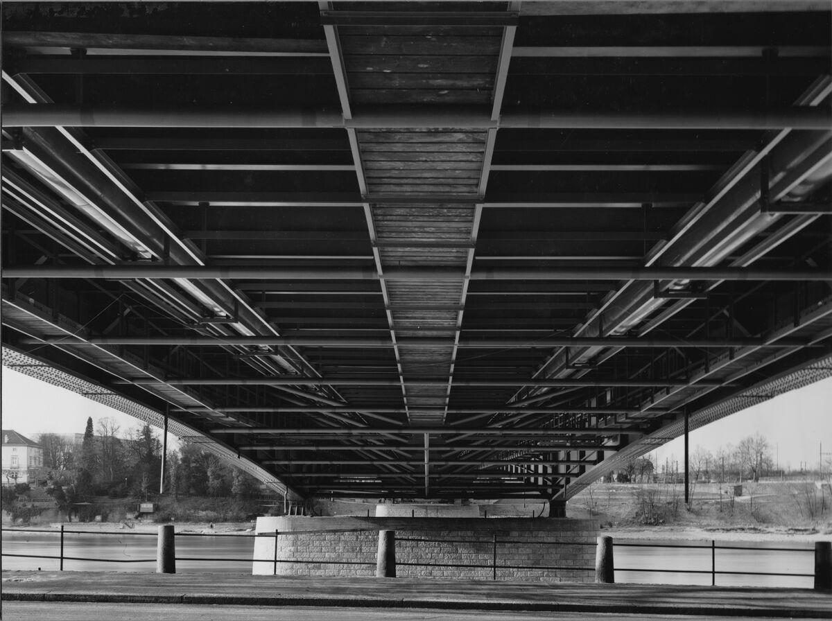 GFA 20/135.187: Stahl- und Brückenbau: St.Albanbrücke