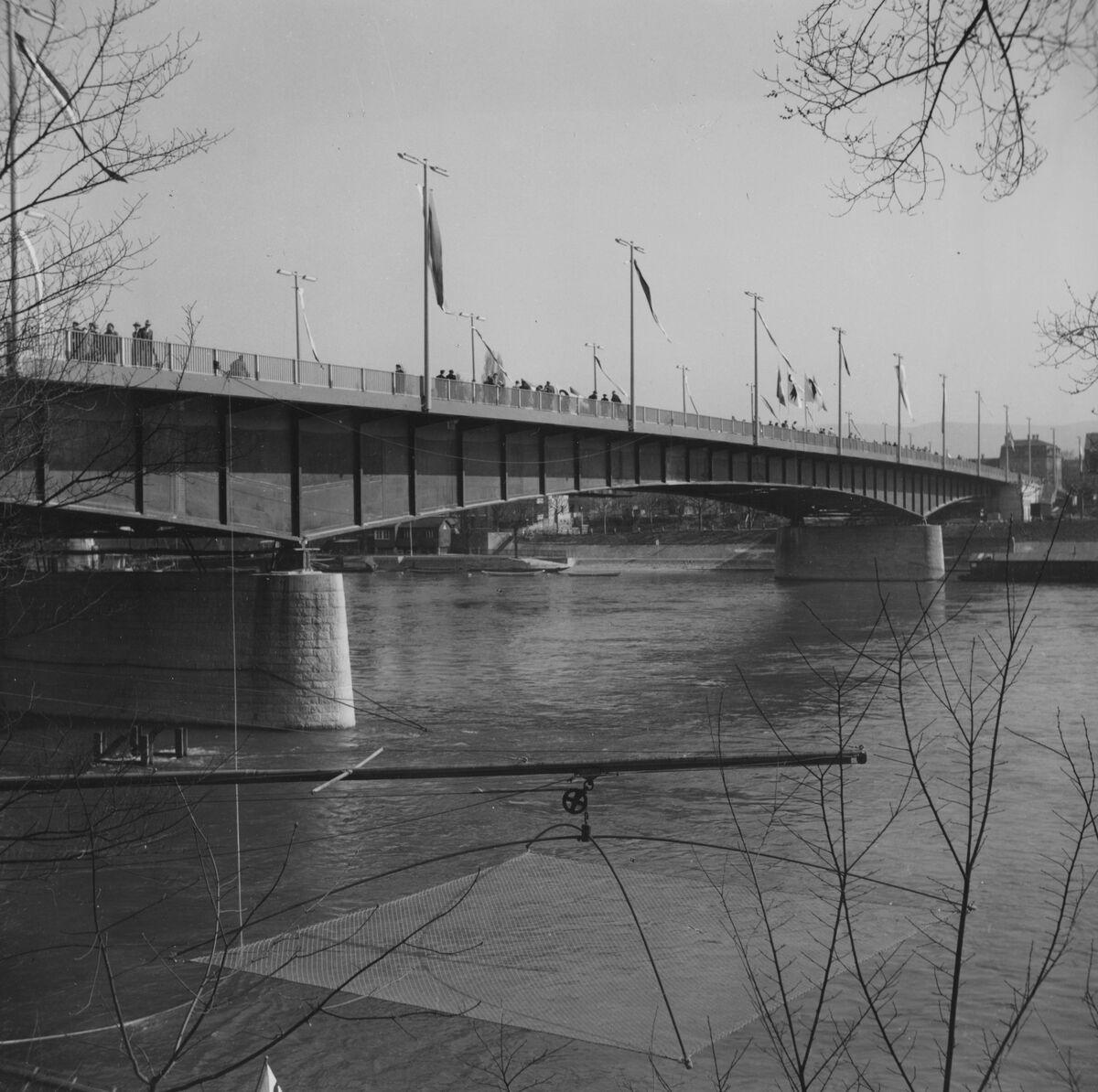 GFA 20/135.189: Stahl- und Brückenbau: St.Albanbrücke