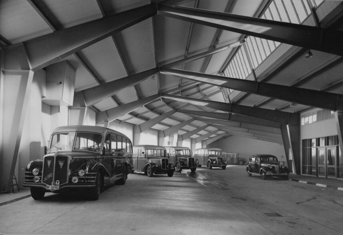 GFA 20/135.198: Stahl- und Brückenbau: Autogarage Adelboden