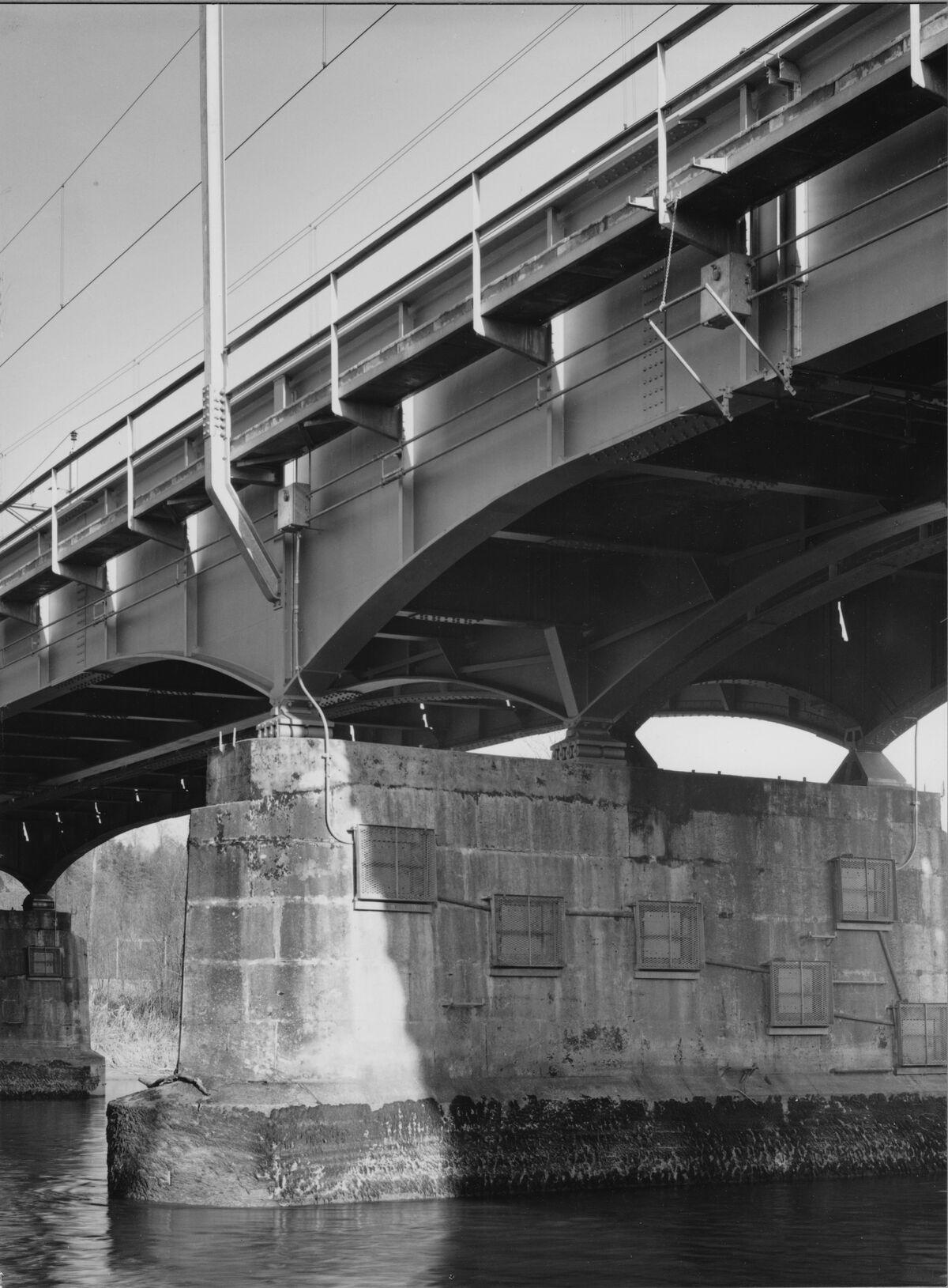 GFA 20/135.212: Stahl- und Brückenbau: Aarebrücke Wangen