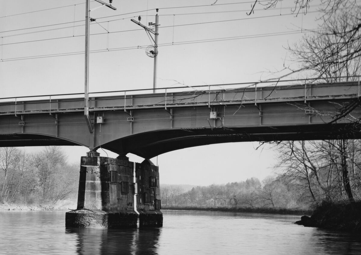 GFA 20/135.215: Stahl- und Brückenbau: Aarebrücke Wangen