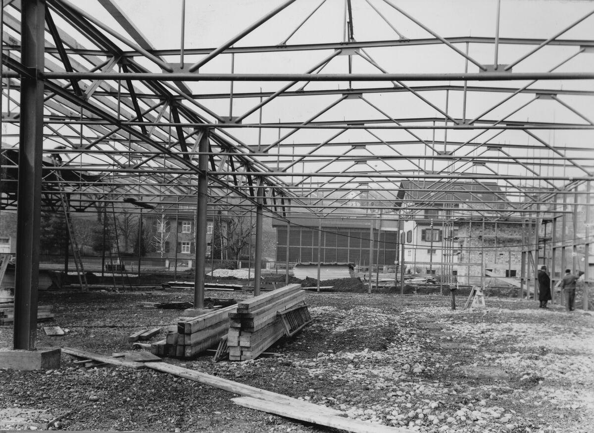GFA 20/135.228: Stahl- und Brückenbau: Stahlbau ARFA