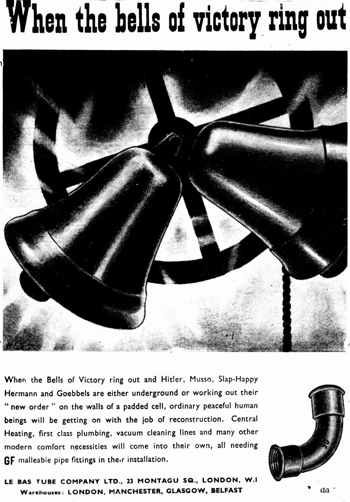 GFA 21/189.10: Aufnahmen des Werkes Bedford