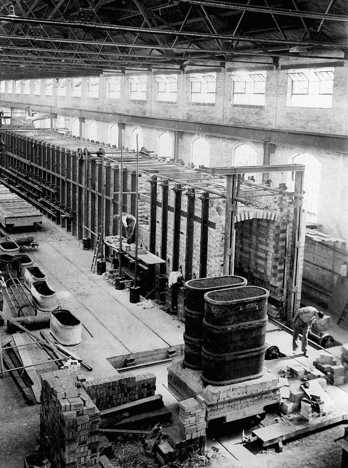 GFA 21/189.2: Aufnahmen des Werkes Bedford