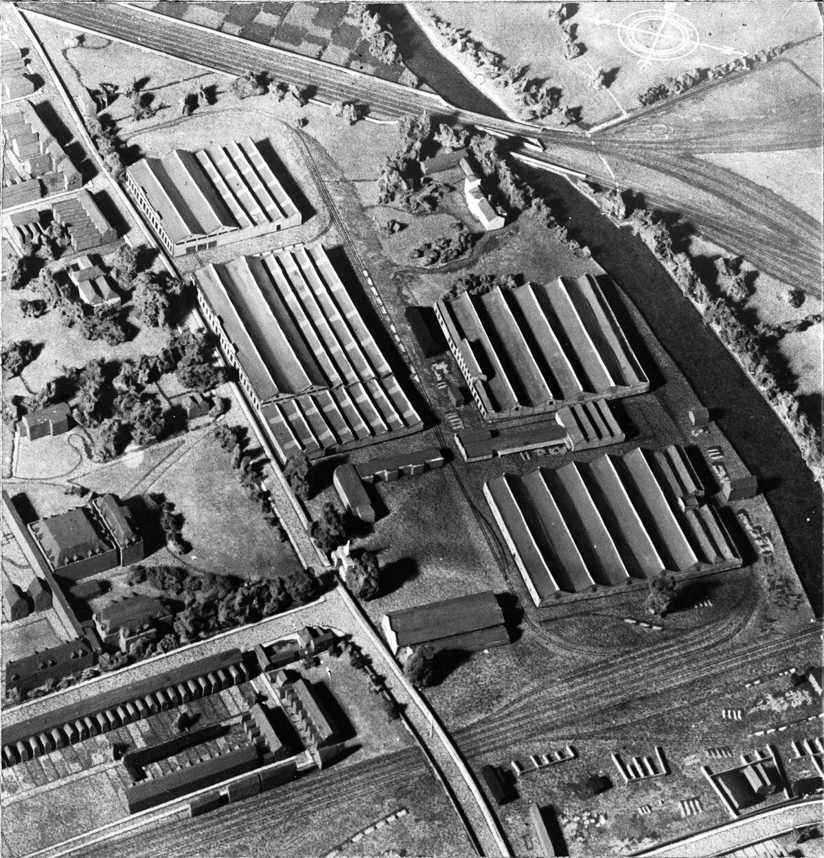 GFA 21/189.5: Aufnahmen des Werkes Bedford