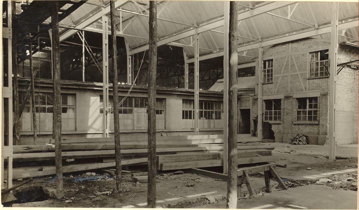 GFA 24/53.1110: Renovation foundry I