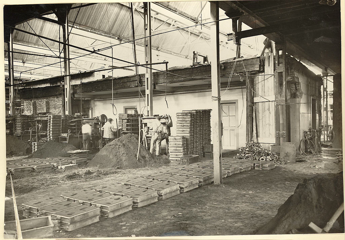 GFA 24/53.1117: Renovation foundry I