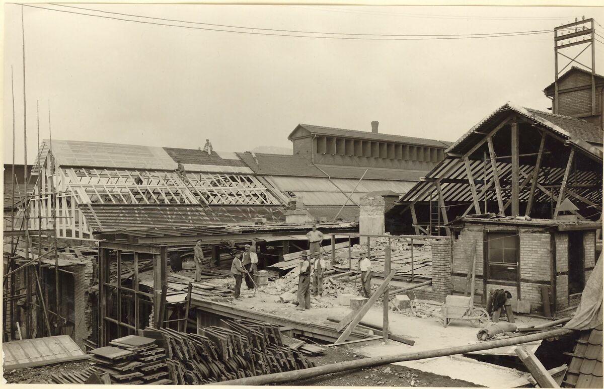 GFA 24/53.1125: Renovation annealing shop