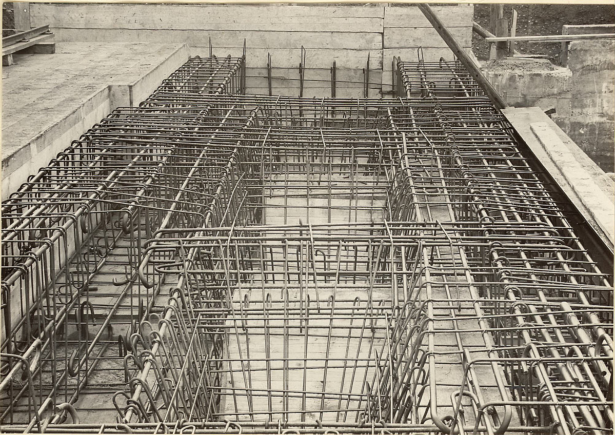 GFA 24/53.1150: Reinforcement in the new broiler house