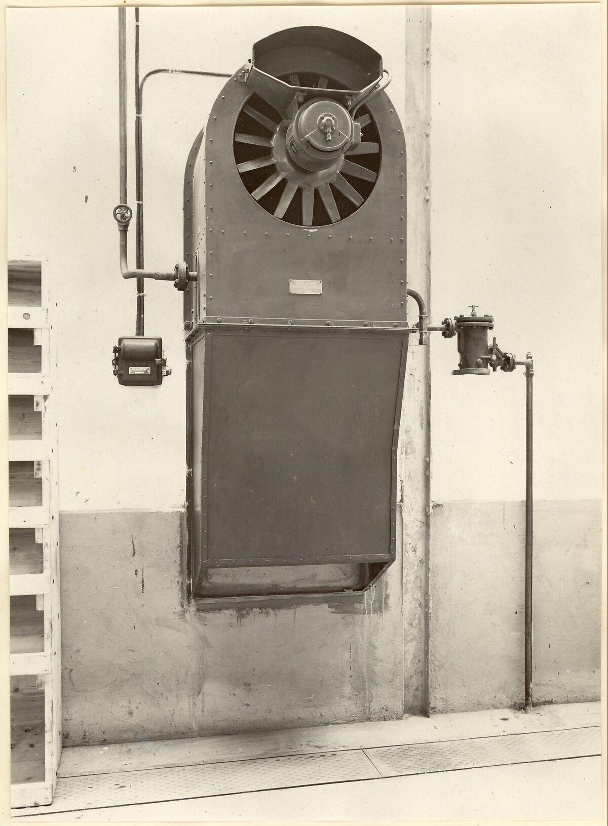 GFA 24/53.1155: Ventilation shaft