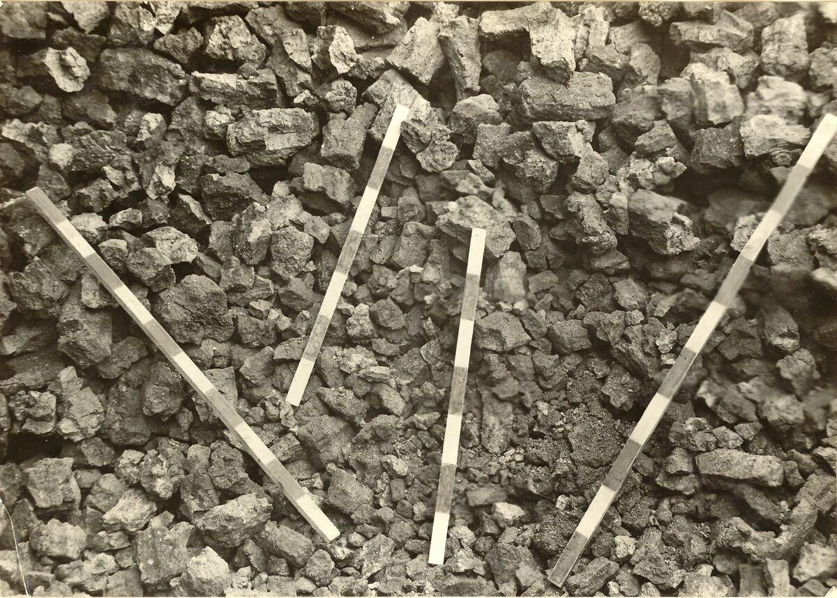 GFA 24/53.1174: Coke storage, plant Singen