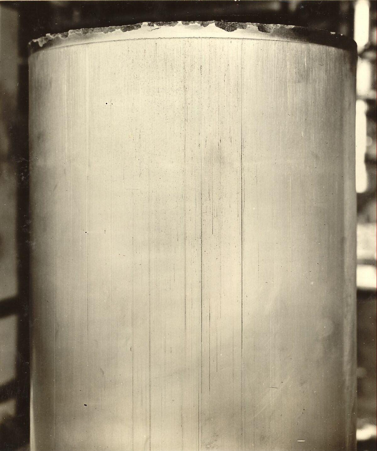GFA 24/53.1181: Nicholls moulding machine