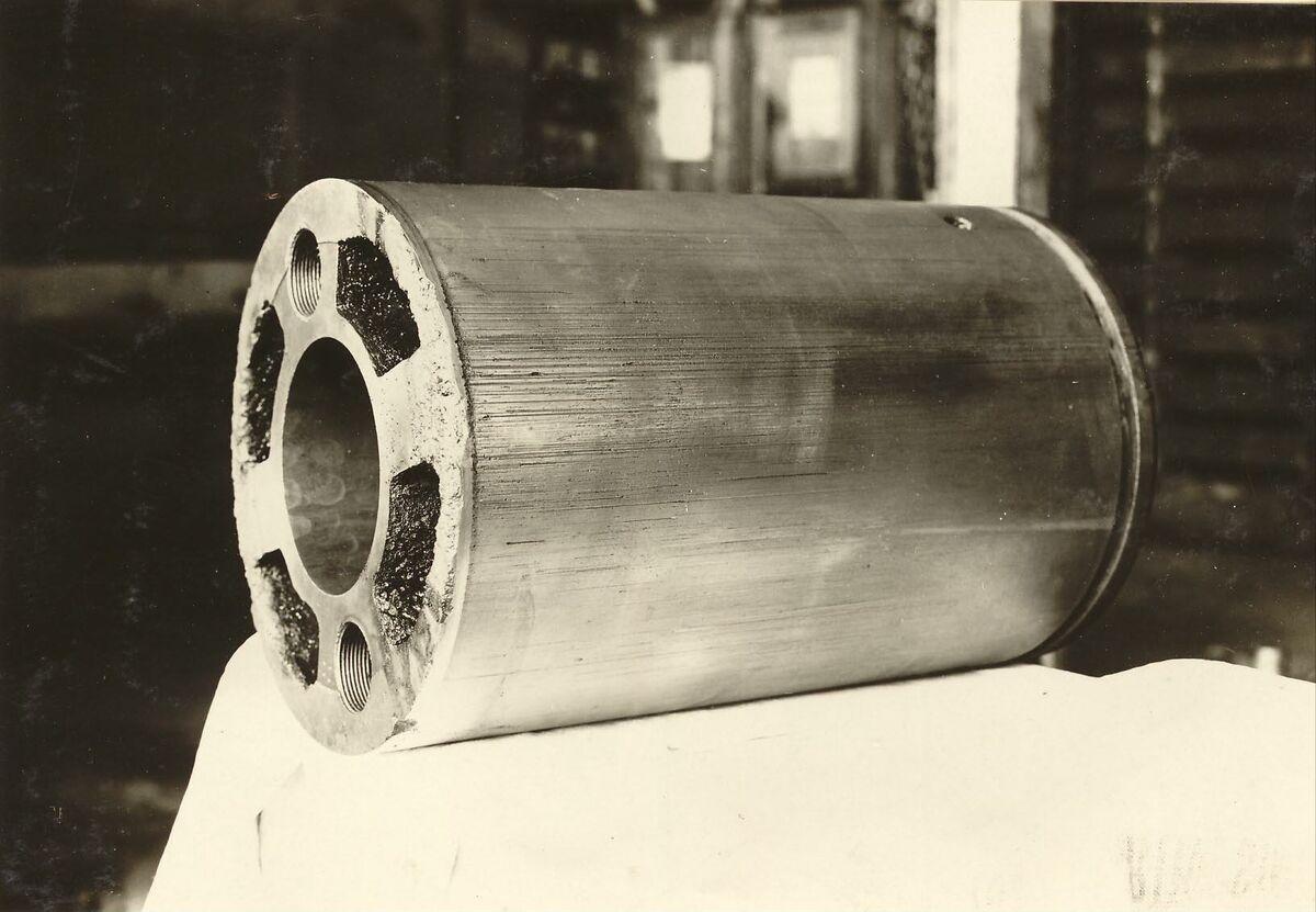 GFA 24/53.1183: Nicholls moulding machine