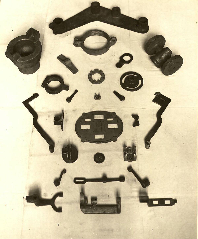 GFA 24/53.1233: Malleable cast iron