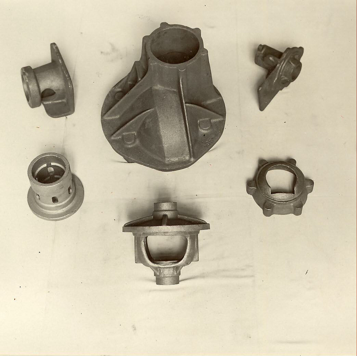 GFA 24/53.1237: Malleable cast iron
