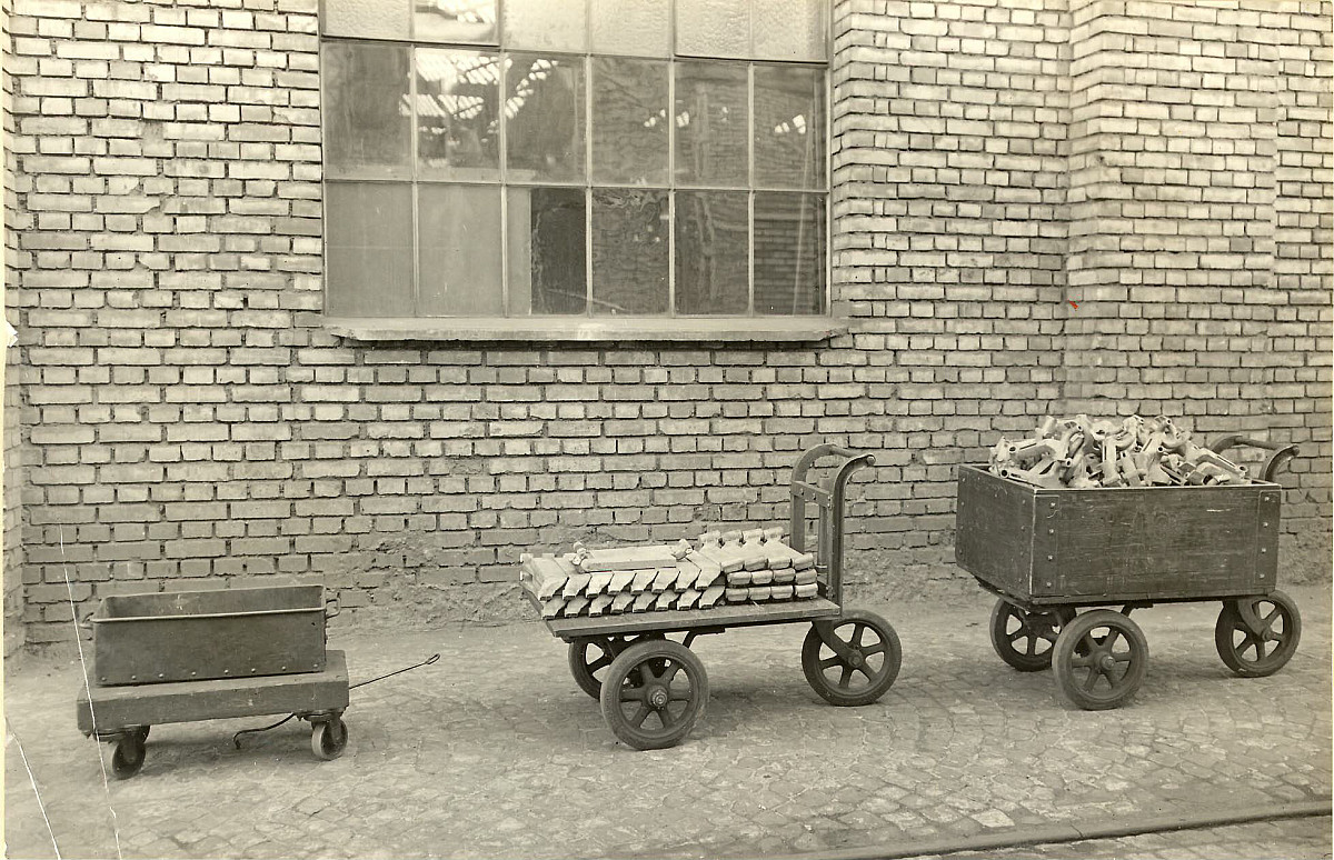 GFA 24/53.1287: Transport carriage